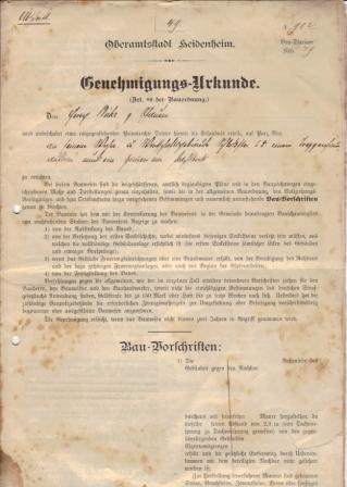 Genehmigung 1902-Seite 1-web